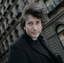 Neil Gaiman: no longer on the fringe.