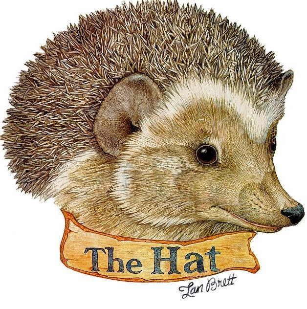Hedgie the Hedgehog Story Time! – old firehouse books