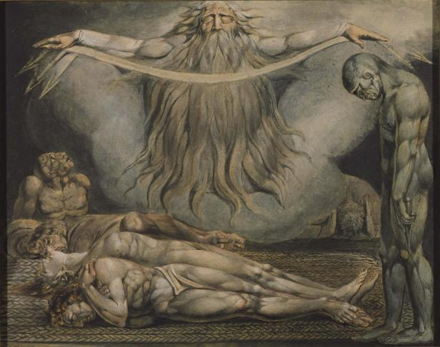 The House of Death 1795/c.1805 William Blake 1757-1827 Presented by W. Graham Robertson 1939 http://www.tate.org.uk/art/work/N05060