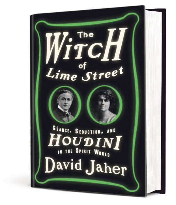 The Witch of Lime Street by David Jahler. Credit: The Crown Publishing Group