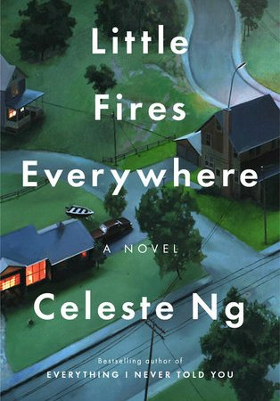 Book club questions for little fires everywhere